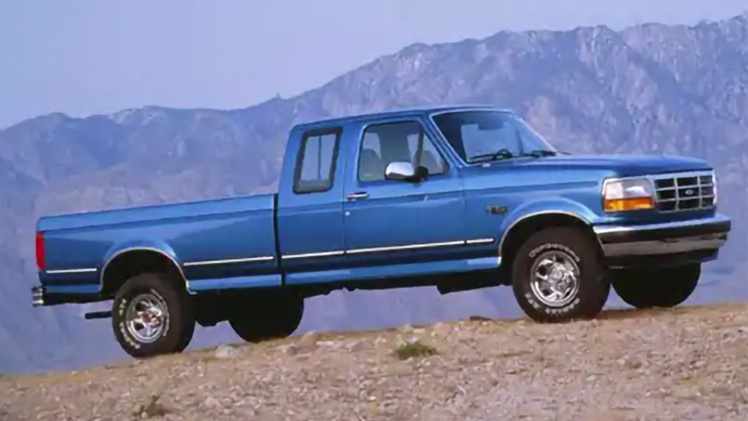 1994 Ford 7.3 Powerstroke Specs-Truck Image