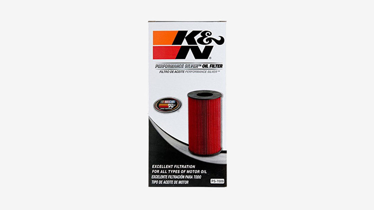 6.0 Oil Filter K&N PS-7009