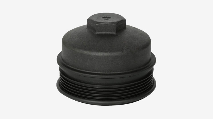 6.0 Oil Filter Cap
