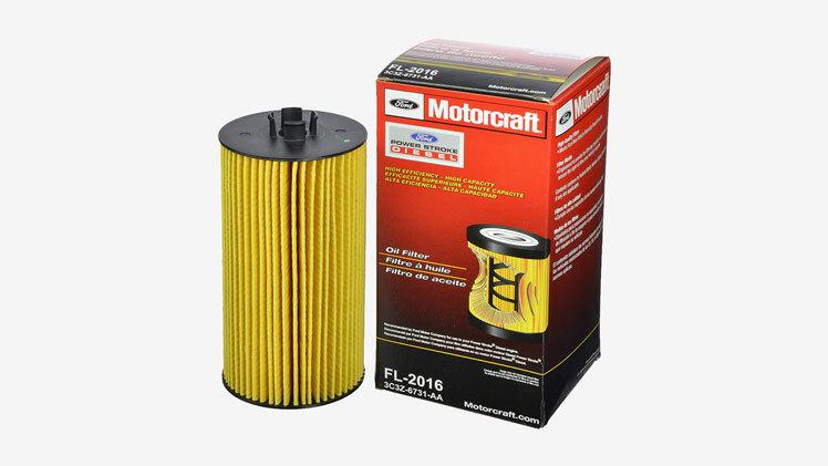 6.4 Oil Filter - Motorcraft
