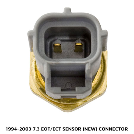 7.3 Oil Temp Sensor with Rectangular Connector