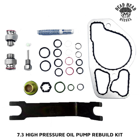Ford 7.3 High Pressure Oil Pump Rebuild Kit