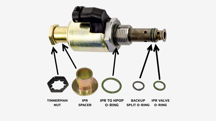 7 3 IPR VALVE / SENSOR – Injection Pressure Regulator | Dead Head Diesel