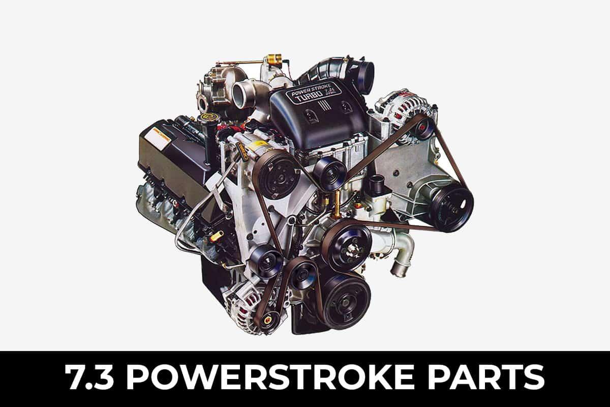 7.3 Powerstroke Performance Parts Upgrades