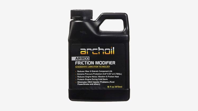 Archoil AR9100 in 6.0 Powerstroke