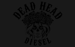 Dead Head Diesel Logo
