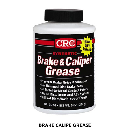 Ford F250 Bake Caliper Grease