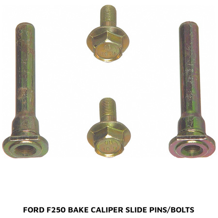 Ford F250 Brake Caliper Slide Pins/Bolts