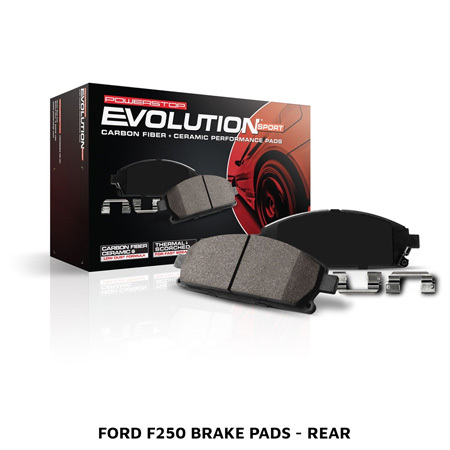 Ford F250 Brake Pads Rear