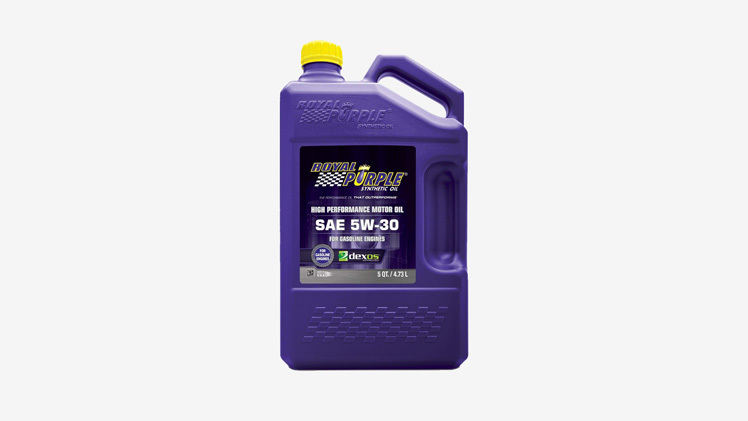 6.0 Powerstroke Oil Royal Purple 5W30