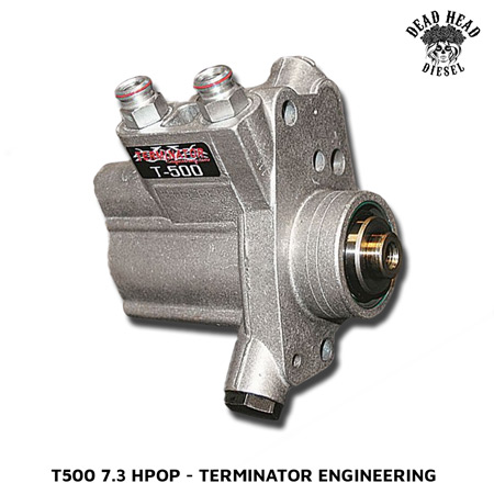 T500 HPOP Terminator Engineering 7.3 Powerstroke